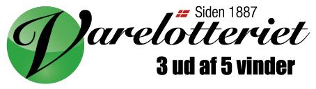 Varelotteriet logo